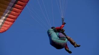 30-годишно момиче оцеля след падане от 1500 м, след като не ѝ се отвори парашутът