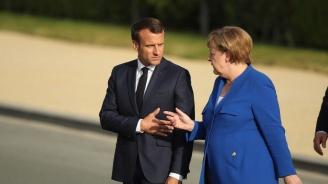 Борис Джонсън ще се срещне с Макрон и Меркел?