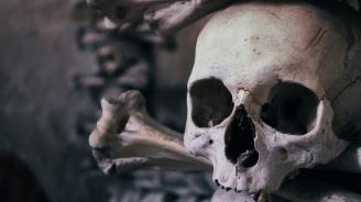 Откриха човешки останки край софийско село