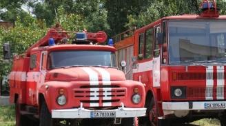 Овладян е пожарът край софийското село Реброво