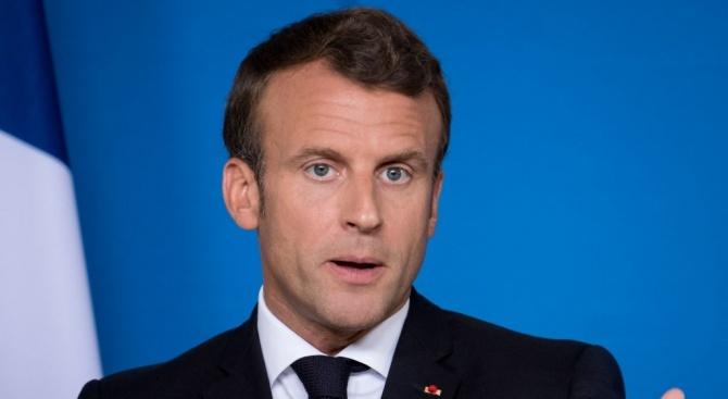 Френският президент Еманюел Макрон ще се срещне с британския премиер