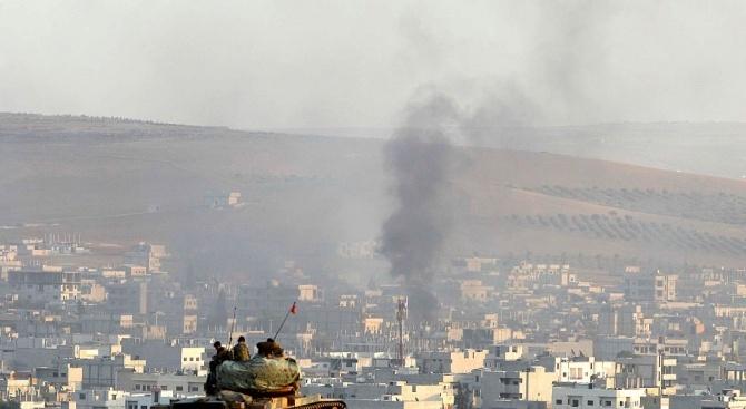 Сирийското министерство на външните работи обвини Турция, че е изпратила