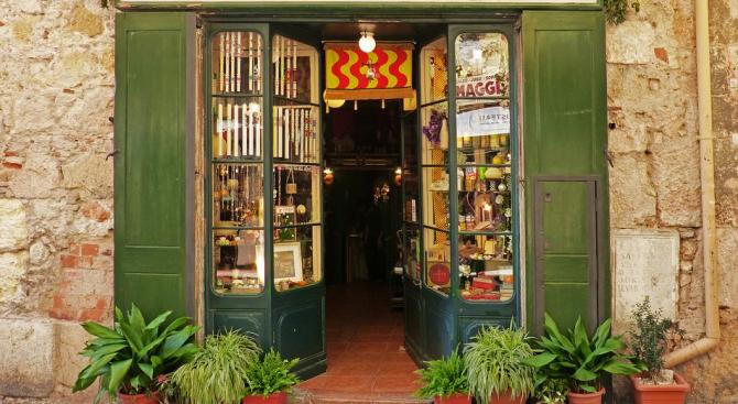 Снимка: Магазините в Благоевград са отворени и в най-горещите часове