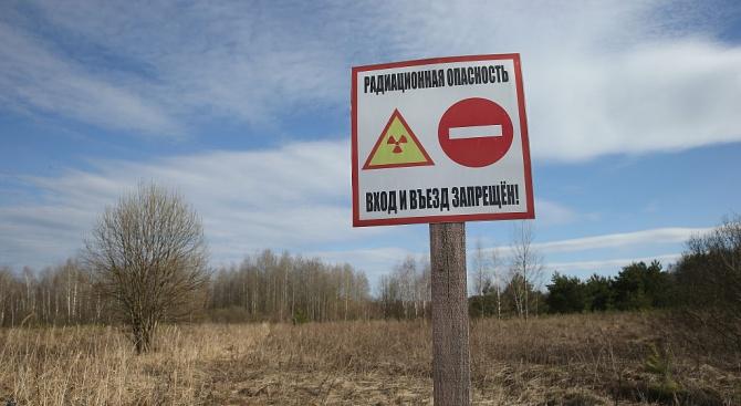 Снимка: Доклад на САЩ за аварията в Чернобил: Кремъл говори глупости
