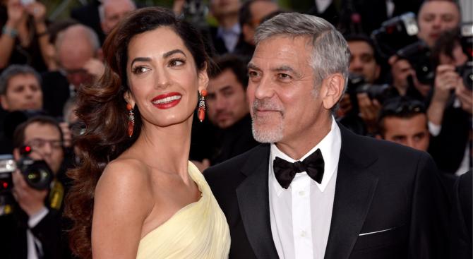 Снимка: Джордж Клуни иска да продава италианско сирене в САЩ