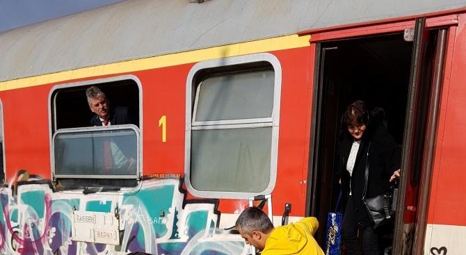 Снимка: БДЖ внедрява пълната функционалност на новата резервационна система