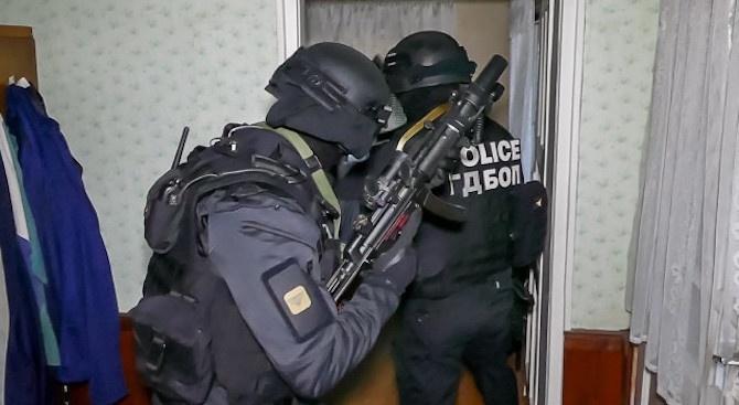 Специализирана полицейска операция за противодействие на разпространението и употребата на