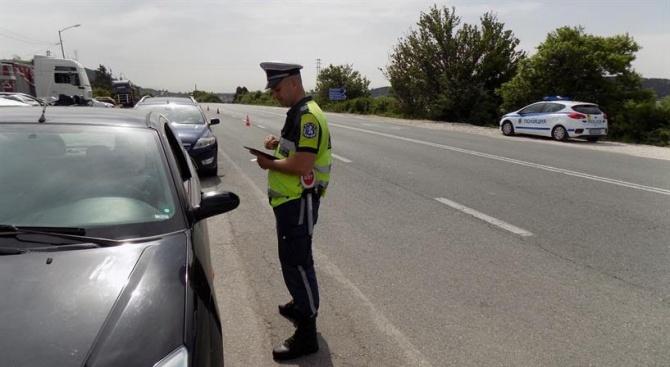 44 539 нарушения на скоростните режими са установени на територията