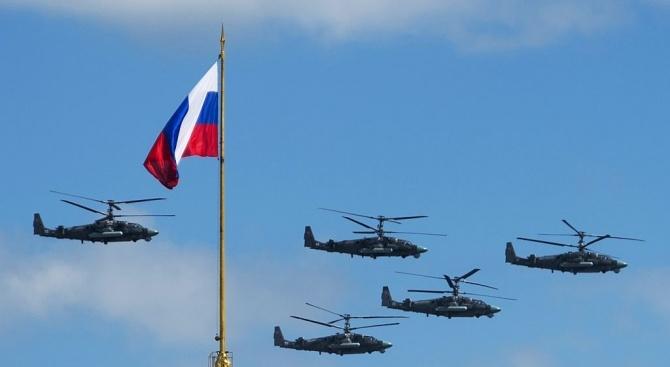 Обстановката по западните граници остава напрегната и поради това Русия