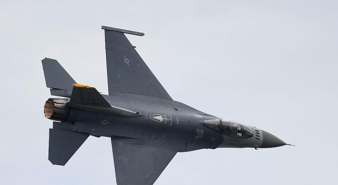 Държавният департамент на САЩ одобри продажбата на 66 изтребителя Ф-16
