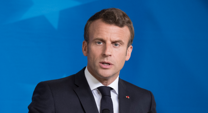 Макрон: Връщане на Русия в Г-8 ще е стратегическа грешка и сигнал за слабост на западните страни