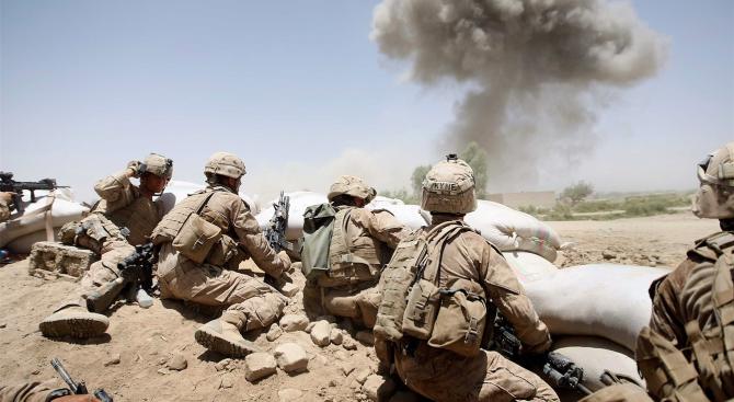 Двама американски войници бяха убити днес в Афганистан, съобщи мисията
