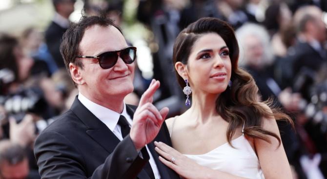 Куентин Тарантино и съпругата му Даниела Пик очакват бебе, съобщи