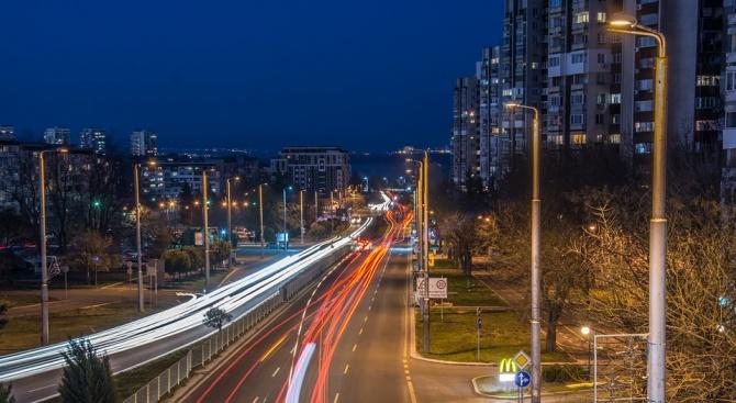 В Бургас се обособяват няколко зони, в които максималната скорост