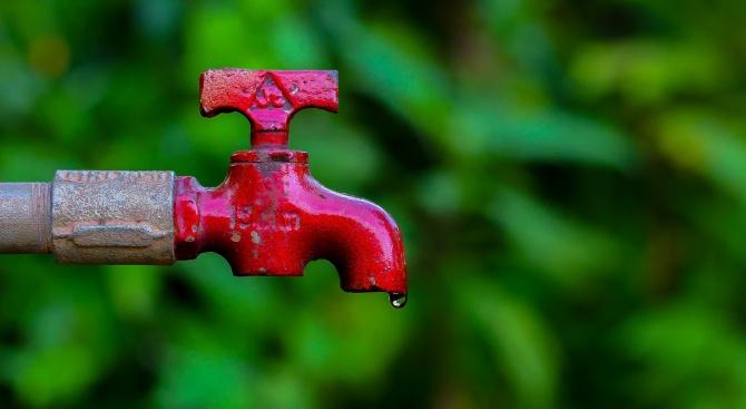 Аварии спряха водата в селата Огняново и Априлци