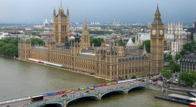 Нетната имиграция във Великобритания е паднала до най-ниското равнище от