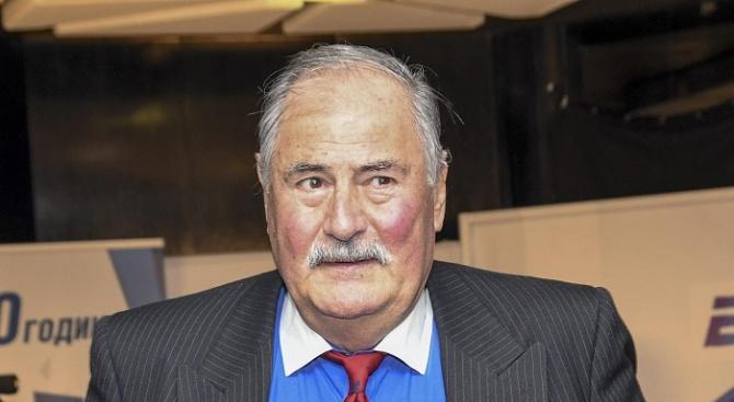 Прощаваме се с Жорж Ганчев. В понеделник на 79-годишна възраст
