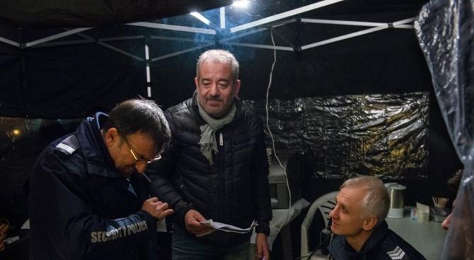 """Новата лента на талантливия наш режисьор Стефан Командарев """"В кръг"""","""