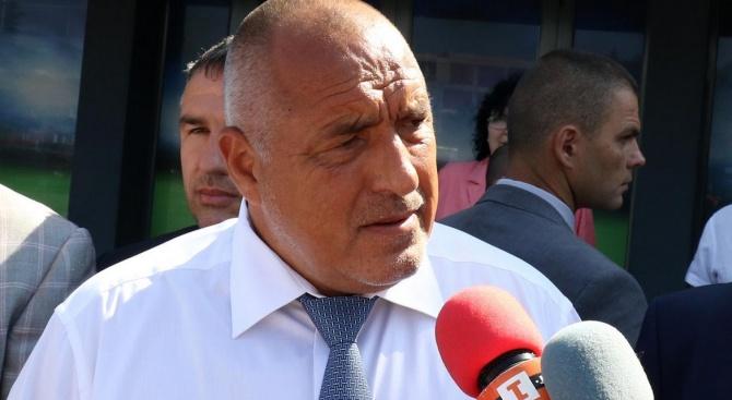 """Премиерът Бойко Борисов съобщи в Кърджали появилата се в """"Политико"""""""