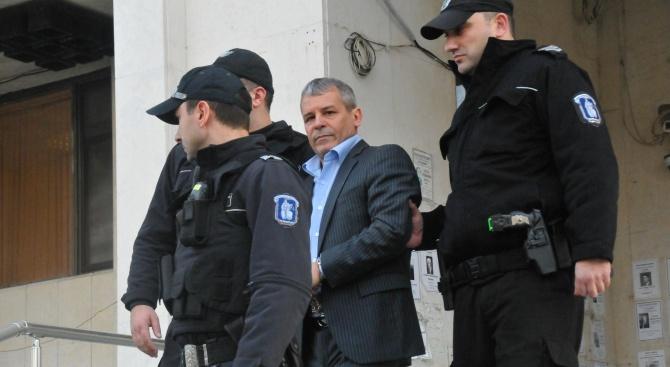 """Георги Вълев от """"Килърите"""" взема обезщетение от прокуратурата"""
