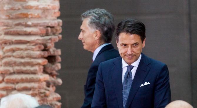 По-голямата партия в разпадналата се управляваща коалиция в Италия, Движение