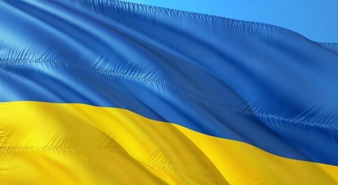 Вместо традиционният военен парад по случай националния празник на Украйна