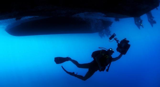 Специалисти от океанографския институт Удс хоул в Масачузетс разкриха загадка,