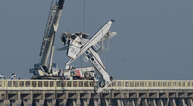Хеликоптер и малък самолет катастрофираха в Майорка и вероятно жертвите