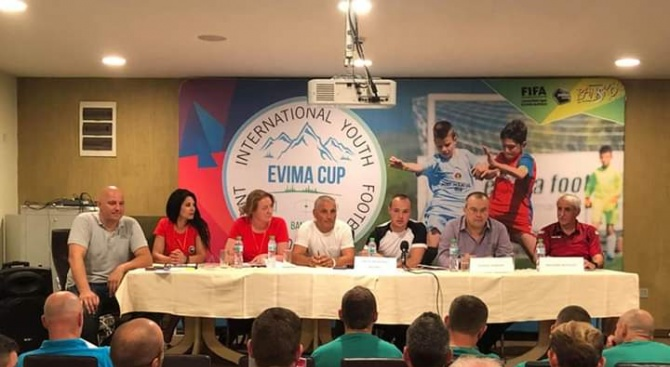 От 25 до 28 август се провежда традиционният международен футболен