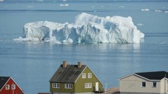 Гренландия не е за продан, заяви датската министър-председателка Мете Фредериксен