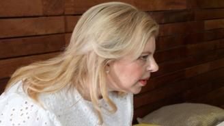 Сара Нетаняху вдигна скандал и във въздуха, и в Киев