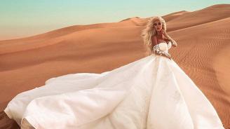 Андреа се жени за себе си