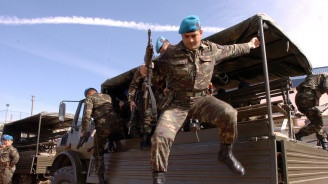 Аскер влезе в Сирия. Дамаск удари турци