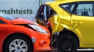 42 души са ранени при катастрофи за последните 24 часа