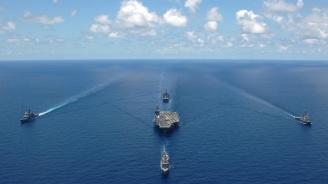 """Флотът на САЩ е готов """"да направи необходимото"""" във Венецуела"""