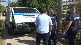 Разбиха нарколаборатория във вилна зона на Хасково