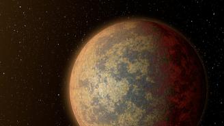 Астрономи наблюдаваха пряко скалиста екзопланета, голяма колкото Земята
