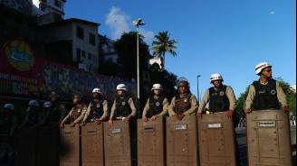 Военен спретна заложническа драма в Рио ди Жанейро