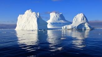 Бързото топене на ледниците в Гренландия чертае бъдещето на планетата