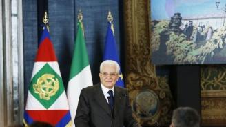 Търсят изход от политическата криза в Италия
