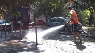Днес е крайният срок за подаване на оферти за почистване на София