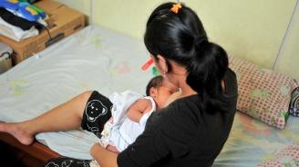 Майчина кърма уби бебе на Острова