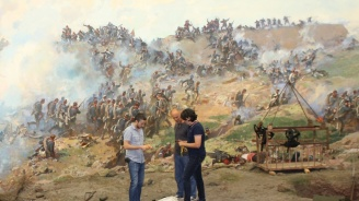 Започна реставрация и консервация на Плевенската панорама за първи път в голям мащаб