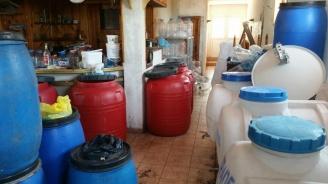 Над 150 литра ракия иззеха във Василовци
