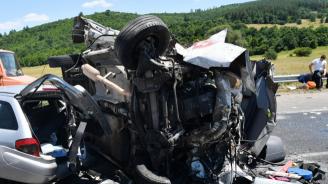 Катастрофа край село Росно: Съпрузи загинаха