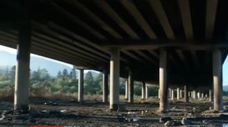 """Строителната фирма  ползва незаконно терен под мост на АМ """"Струма"""""""