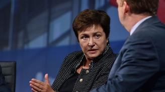 От МВФ искат да отпадне възрастовата граница за Кристалина Георгиева