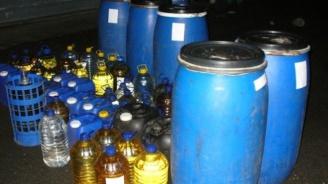 400 литра ракия без документи иззеха митничари