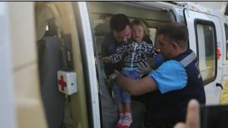 В Русия намериха изчезнало в гора 5-годишно момиченце