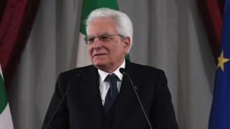 Италианският президент насрочи за 27 август нов кръг консултацииза съставяне на правителство